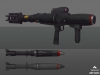 Just Cause 3 Weapon Concept Art