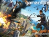 Just Cause 3 Game Informer Cover